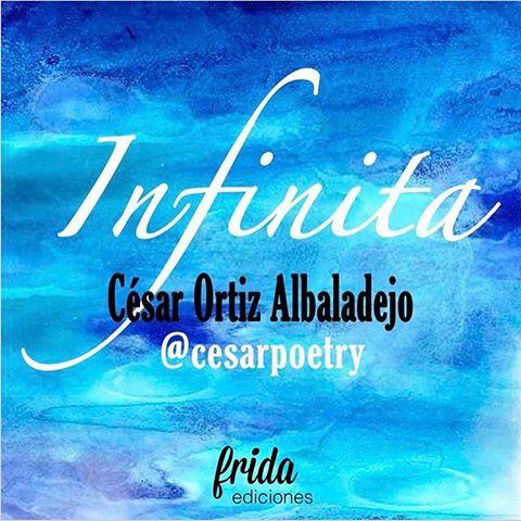 Poesía César Poetry Lanza Infinita Incandessence