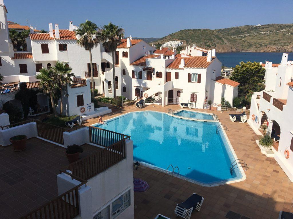 Apartahotel Tramuntana Menorca