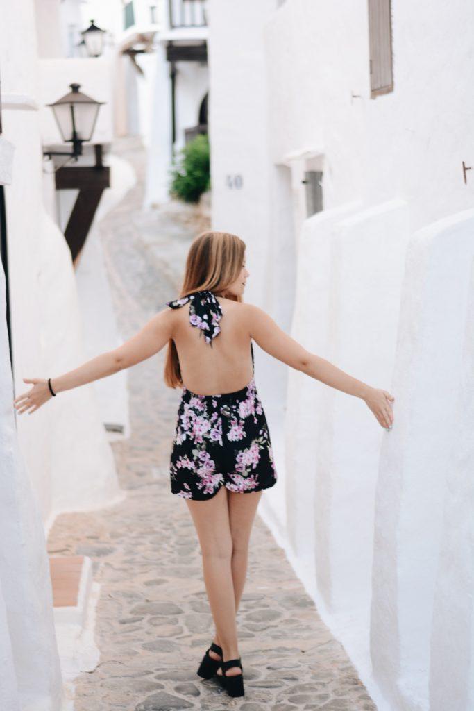 Paseando por Binibequer (Menorca)