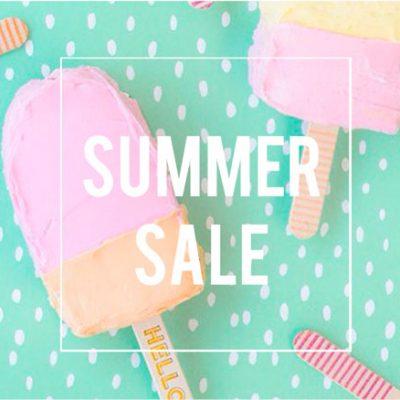 summer sale photo